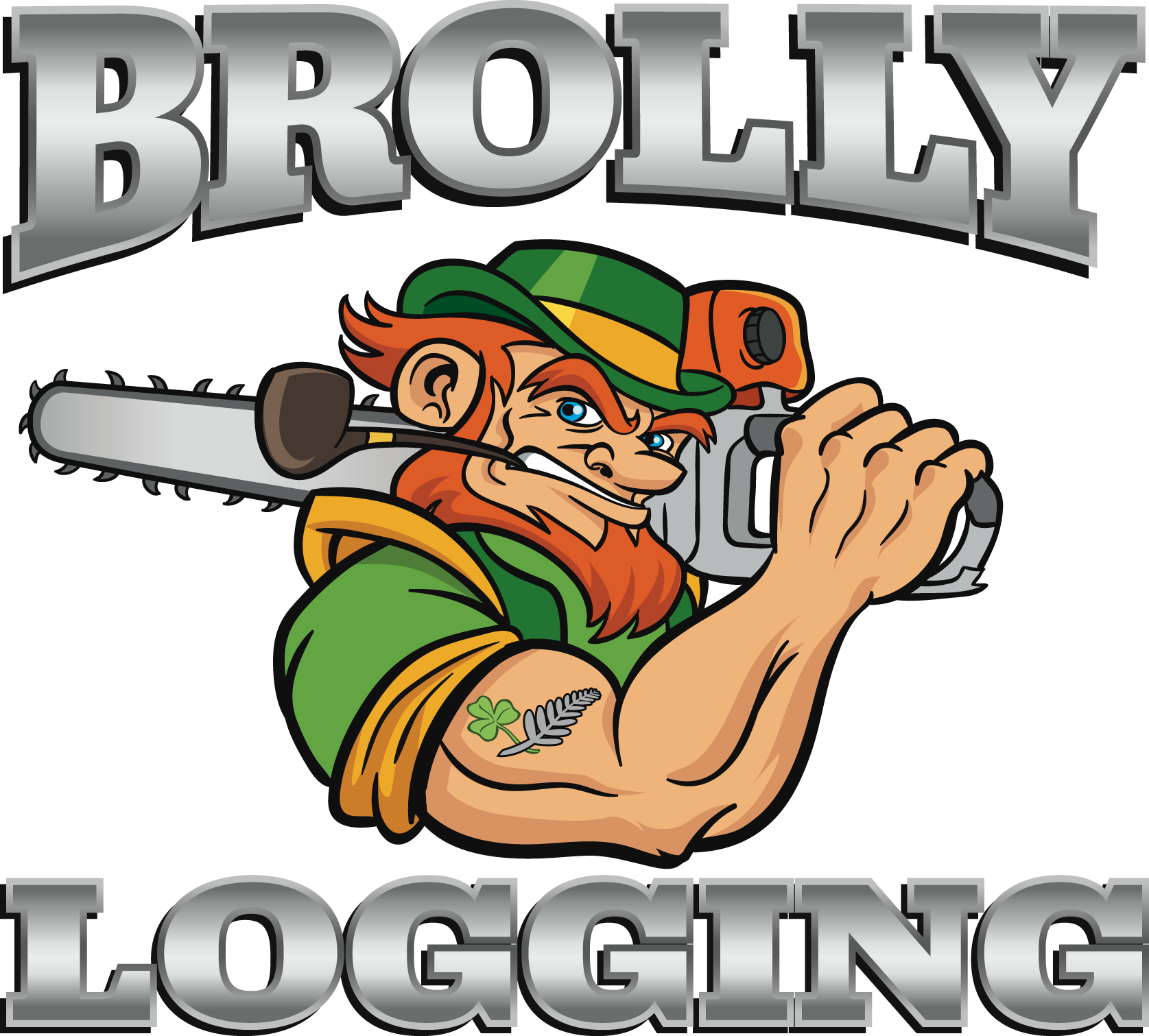 Brolly Logging Logo